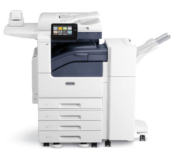 kserokopiarka drukarka kolorowa C7025