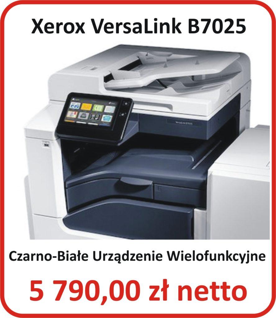 Kserokopiarka Czarno-Biała XEROX